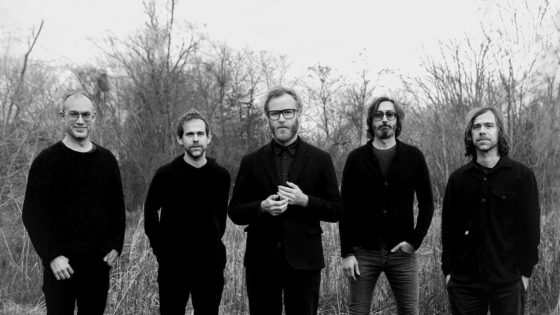 "The National sorprende con ""Guilty Party: Basilica Hudson"""