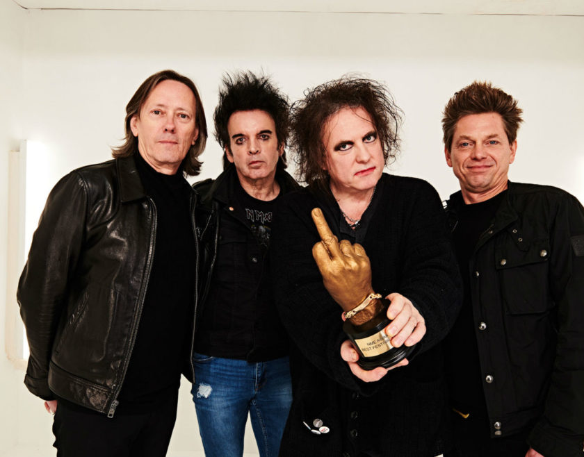 The Cure_ Noticia